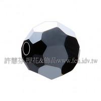 5000施華洛圓珠280HEM-6mm黑寶石1包-10個
