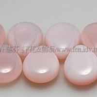 12*16胖水滴形珠_牛奶草莓