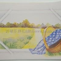 日本進口紙明信片田園系列2