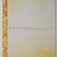 日本進口紙明信片紋飾系列3