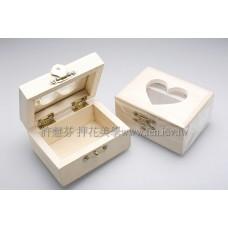 原木小木盒