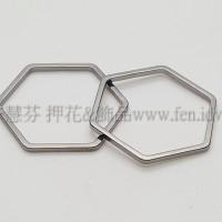 20mm六角形圈-1包-1個