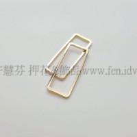 25x10mm長方形圈-1包-1個