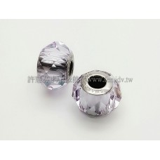 5948施華洛Becharmed 小切14mm-淡紫色-1個