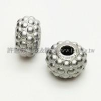 施華洛Becharmed泡泡14mm-灰色-1個