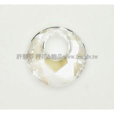 6041施華洛勝利女神18mm白彩-1個