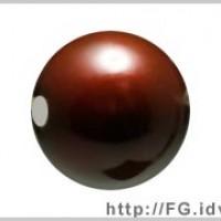 8mm施華洛5810水晶珍珠388紅咖啡10個