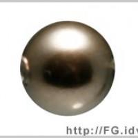 4mm施華洛5810水晶珍珠815棕色80個
