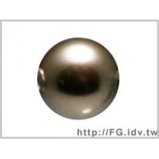 8mm施華洛5810水晶珍珠818古銅金10個