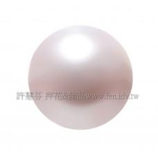 8mm施華洛5810水晶珍珠294粉玫瑰色10個