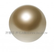 3mm施華洛5810水晶珍珠295古銅珍珠-100個