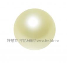 6mm施華洛5810水晶珍珠620奶白珍珠-10個