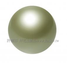 4mm施華洛5810水晶珍珠393秋香綠80個