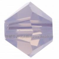 5301施華洛角珠389-4mm紫羅蘭蛋白-50個