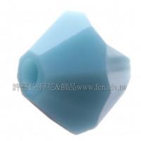 5301施華洛角珠267-4mm土耳其藍-50個