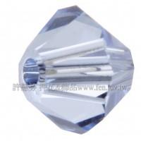 5301施華洛角珠211-4mm淺藍寶石-50個