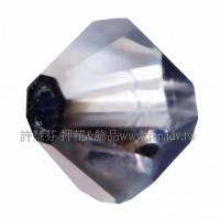 5301施華洛角珠001BBL-4mm藍光-50個