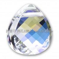 施華洛6012三角水滴001AB_15.4*14mm 炫亮水晶AB1個