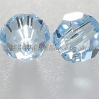 5000施華洛圓珠202-6mm湛藍-10個