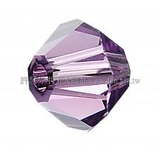 5301施華洛角珠256-4mm紫丁香-50個
