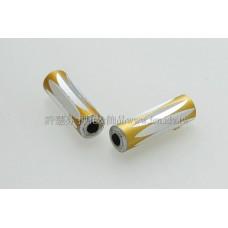 細長形鋁合金屬彩珠2.3x45mm-10個