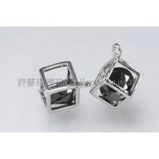 十字立方鑽鋯石-12.5mm-1個