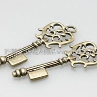 復古雅致鑰匙-56.2*17.7mm-2個