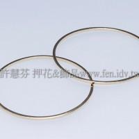 35mm圓形銅製圈-1包-5個