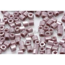 1.5mm方管日本珠-不透明紫藕色-5g