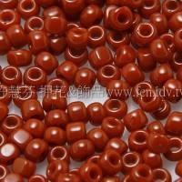 1.5mm日本珠-不透明紅磚色-5g