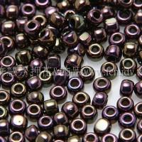1.5mm日本珠-金屬紫鳶尾花色-5g