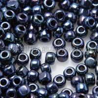 1.5mm日本珠-金屬宇宙夜藍色-5g