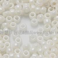 1.5mm日本珠-不透明亮彩米白色-5g