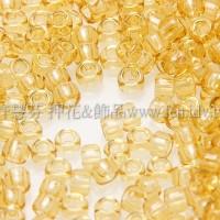 1.5mm日本珠-透明黃玉色-5g