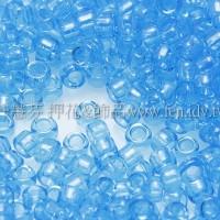 1.5mm日本珠-透明海藍色-5g