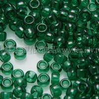 1.5mm日本珠-透明翡翠綠色-5g