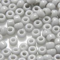 2mm日本珠不透明-牛奶灰色--10g