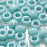 3mm日本珠不透明碧藍色--10g