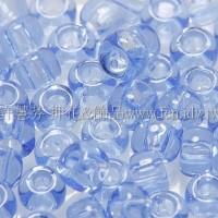 3mm日本珠透明天藍色--10g