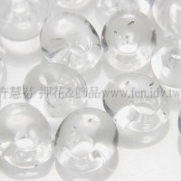 5mm包包日本珠-晶亮玻璃-10g