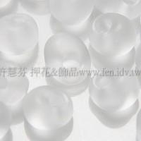 5mm包包日本珠-霧面柔光玻璃-10g