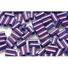 3mm短圓管日本珠紫藤色10g