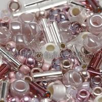 繽紛珠寶盒-粉紅佳人混合--10g