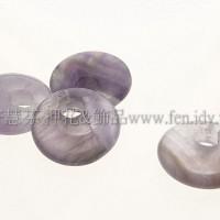 冰裂紋紫晶石19x19mm-2個