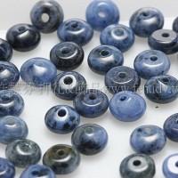 藍線石4*2.5mm-16個