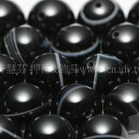 9335黑線紋珠8mm-5個